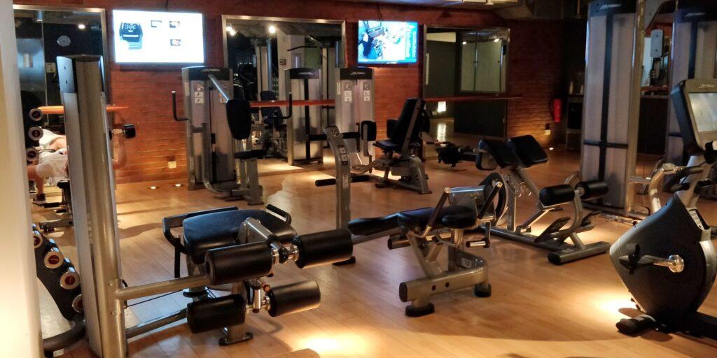 Park Hyatt Hamburg Fitness 2