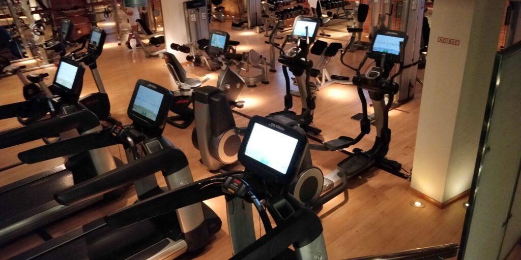 Park Hyatt Hamburg Fitness 3