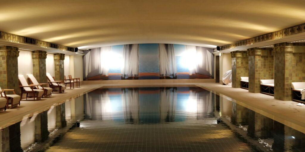 Park Hyatt Hamburg Pool 2