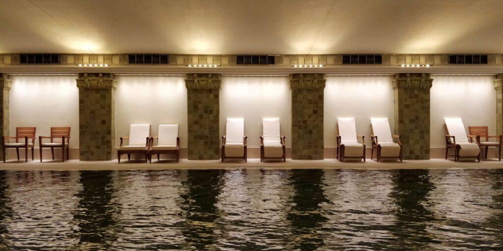 Park Hyatt Hamburg Pool 3