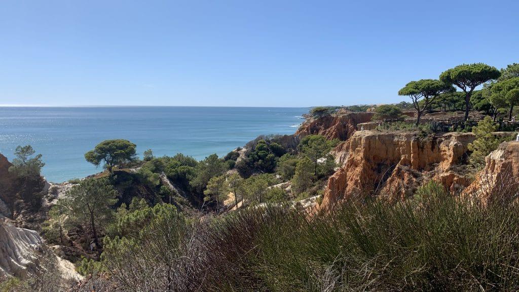 Pine Cliffs Ocean Suites Blick