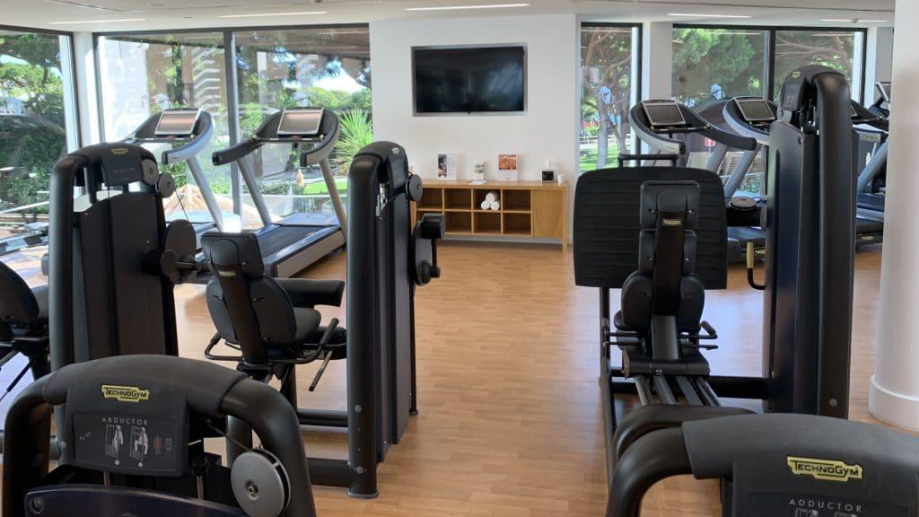 Pine Cliffs Ocean Suites Fitness
