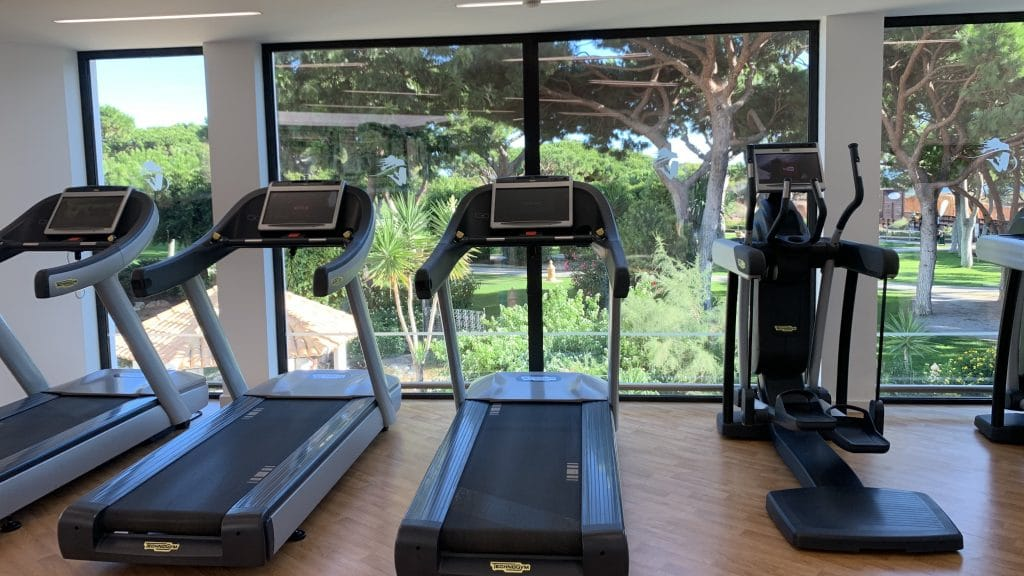 Pine Cliffs Ocean Suites Fitness 2