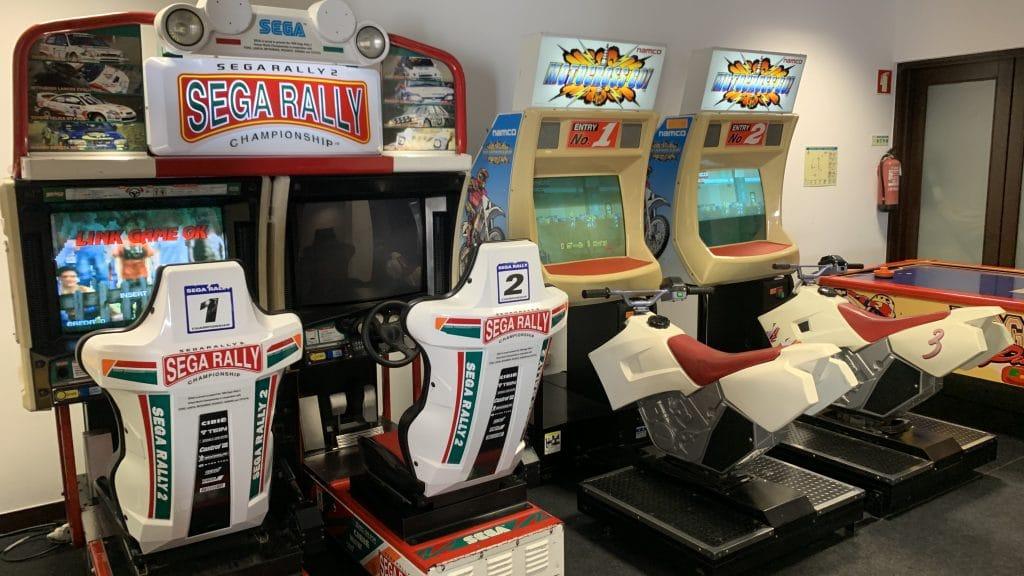 Pine Cliffs Ocean Suites Gaming Room 3