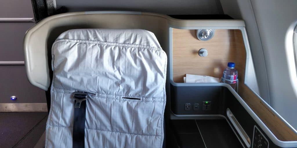 Qantas Business Class Airbus A330 Matratzenauflage