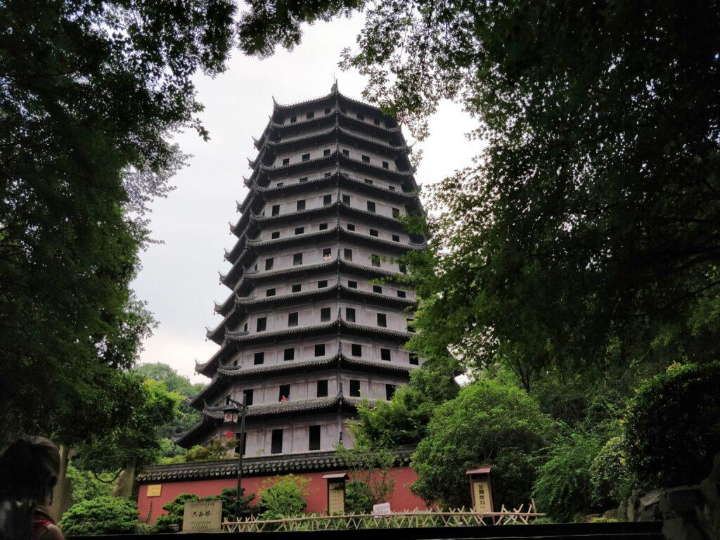 Six Harmonies Pagoda Hangzhou 3