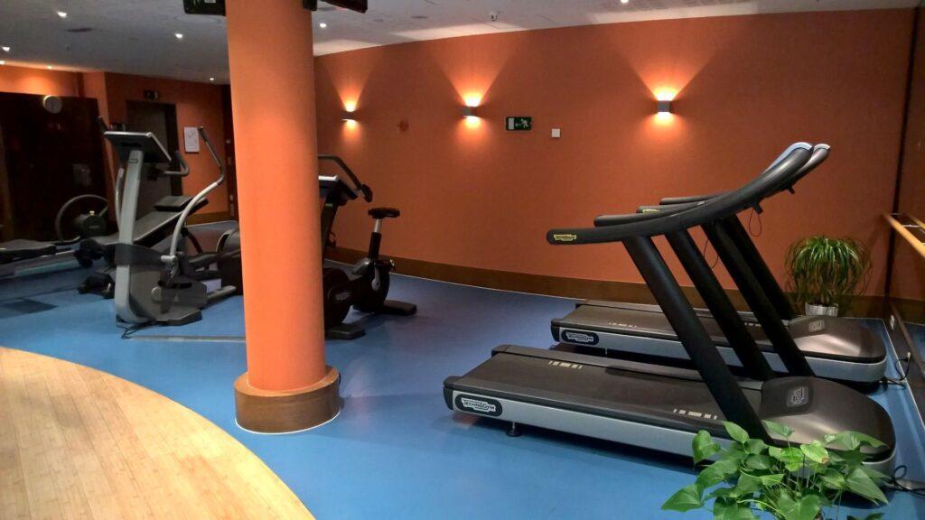 Sofitel Brüssel Europe Fitness