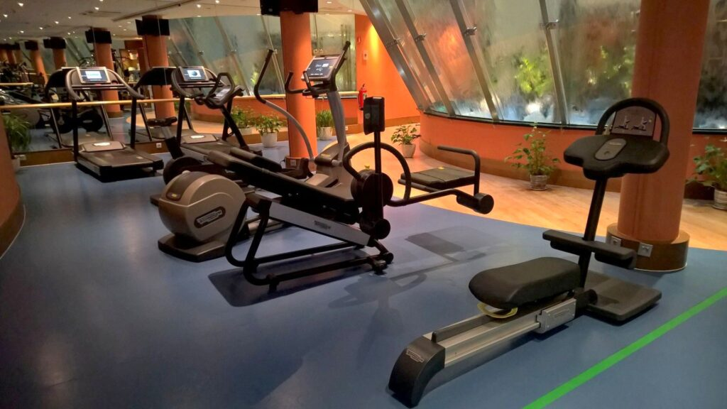 Sofitel Brüssel Europe Fitness 2