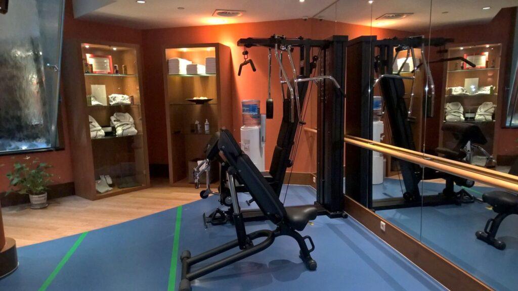 Sofitel Brüssel Europe Fitness 3