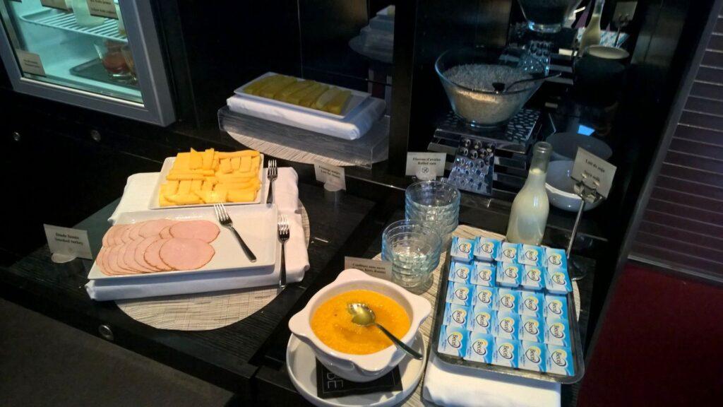 Sofitel Brüssel Europe Frühstück 3