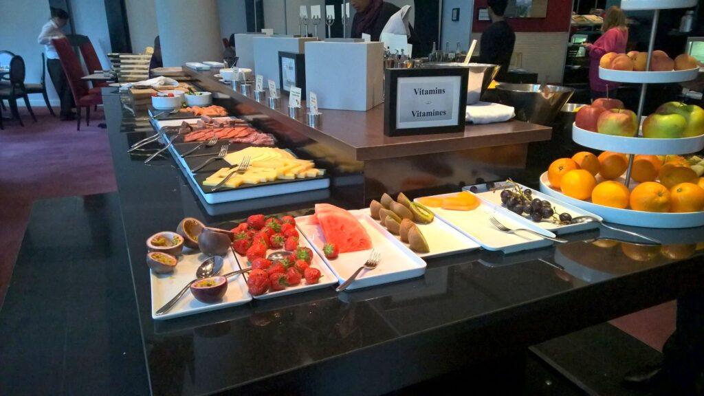 Sofitel Brüssel Europe Frühstück 5