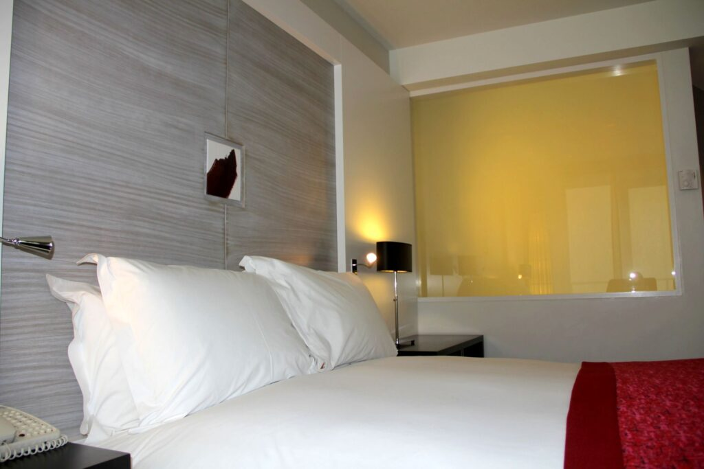Sofitel Brüssel Europe Zimmer 4