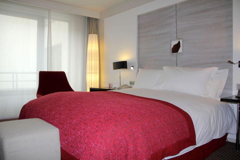 Sofitel Brüssel Europe Zimmer 5