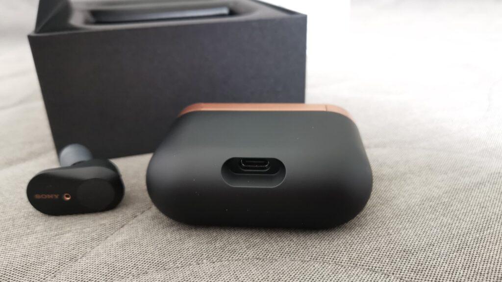 Sony WF 1000XM3 Kopfhörer (5)