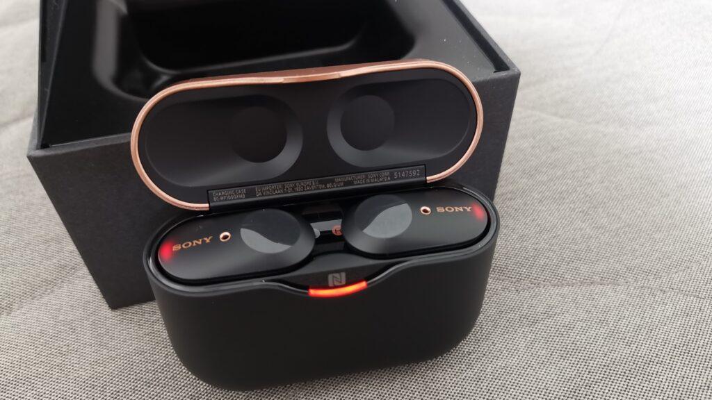 Sony WF 1000XM3 Kopfhörer (6)