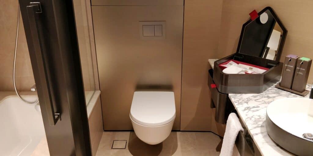 Swissotel The Stamford Singapur Bad