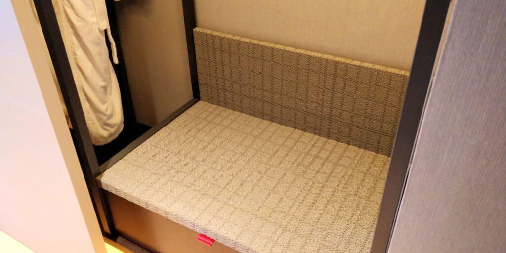 Swissotel The Stamford Singapur Zimmer 10