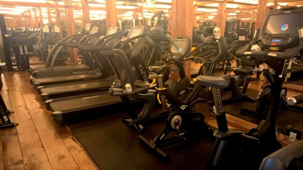 The Greenwich Hotel New York Fitness