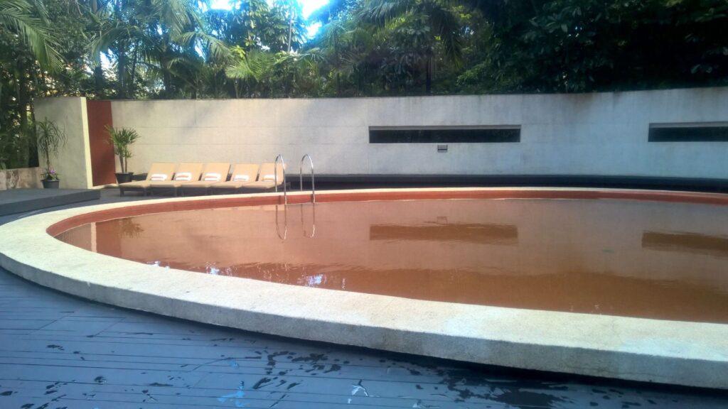 Tivoli Sao Paulo Pool