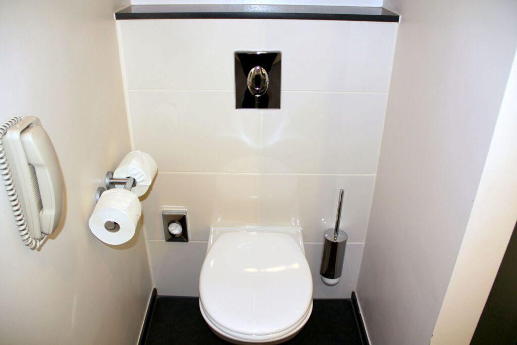 Toilet Sofitel Brussels Europe