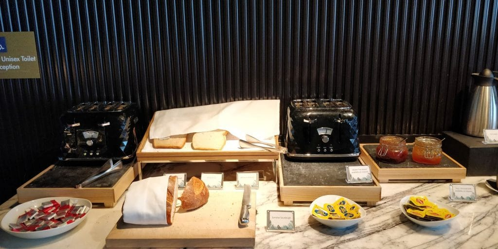West Hotel Sydney Frühstück 3
