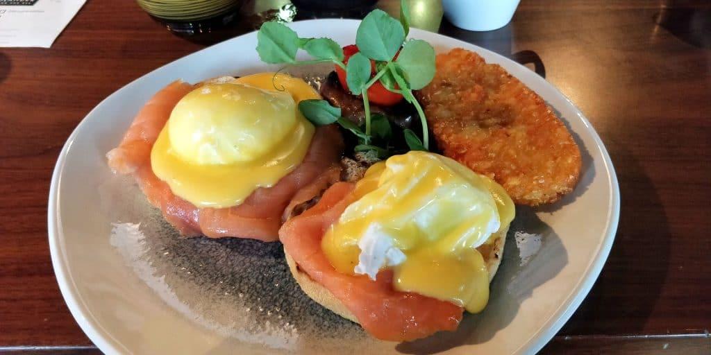 West Hotel Sydney Frühstück 7
