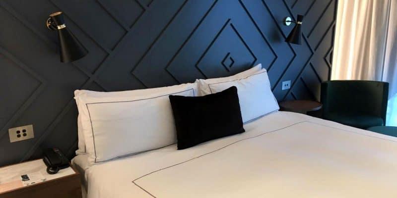 West Hotel Sydney Zimmer 3
