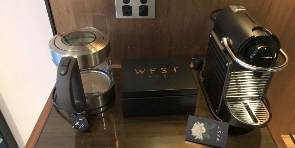 West Hotel Sydney Zimmer 7