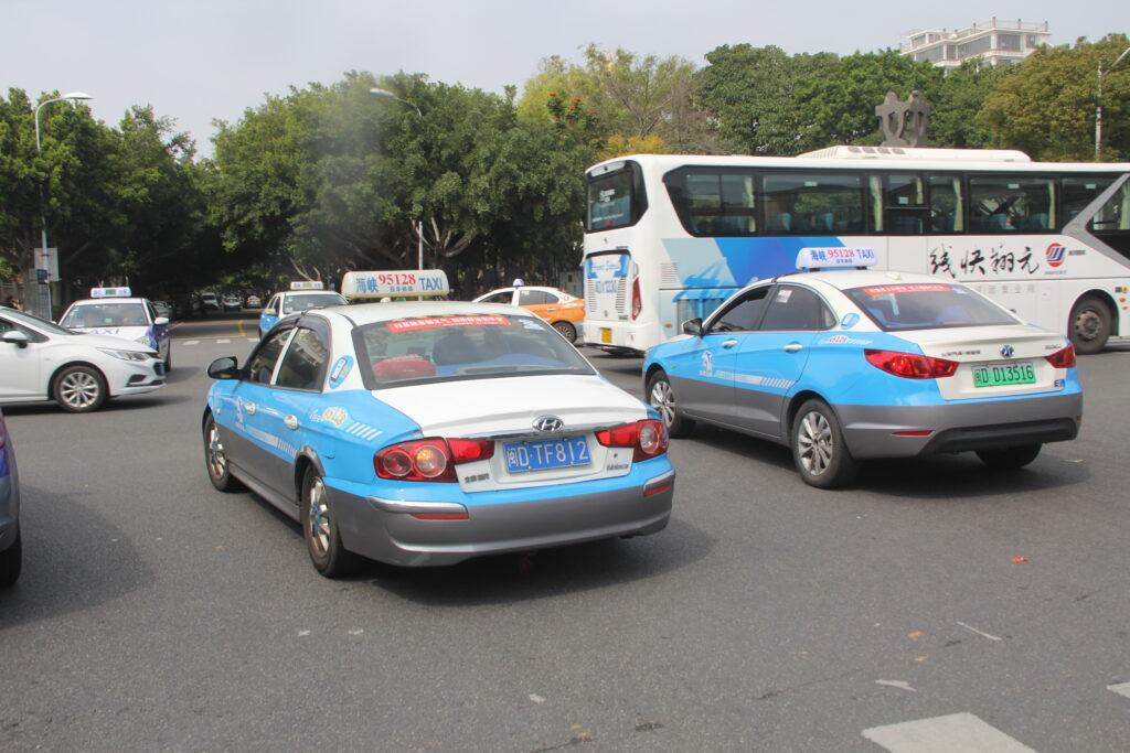 Xiamen Taxi