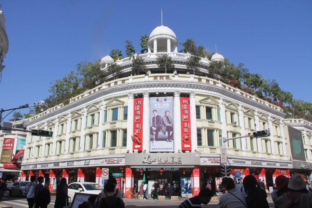 Zhongshan Road Xiamen 2
