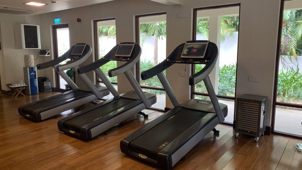 Ananatara Peace Haven Tangalle Resort Gym 1