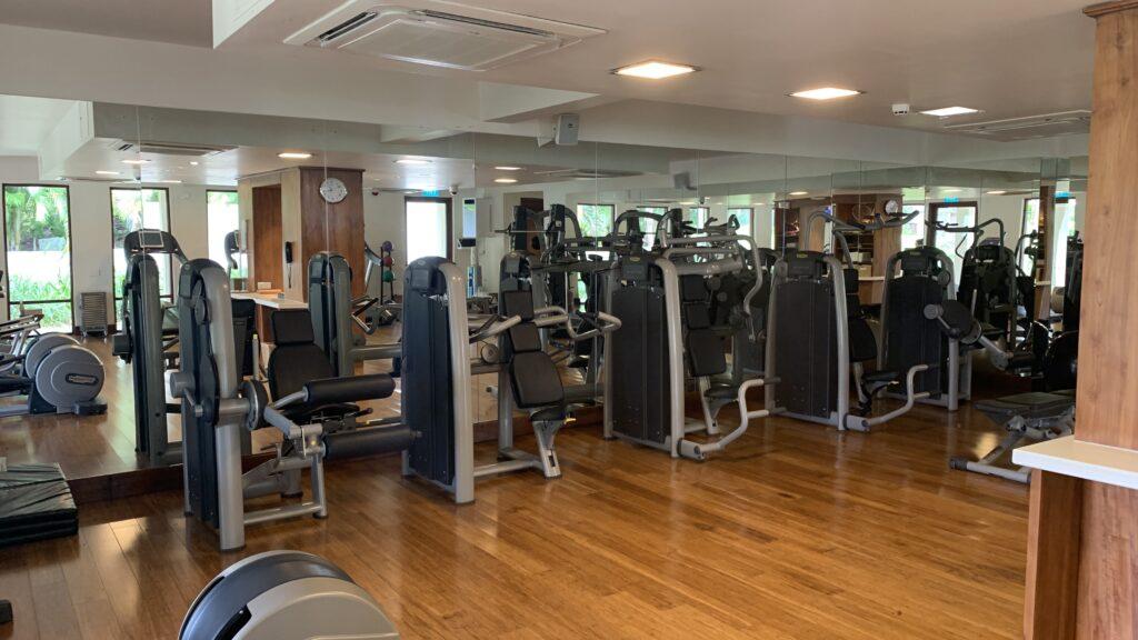 Ananatara Peace Haven Tangalle Resort Gym 2