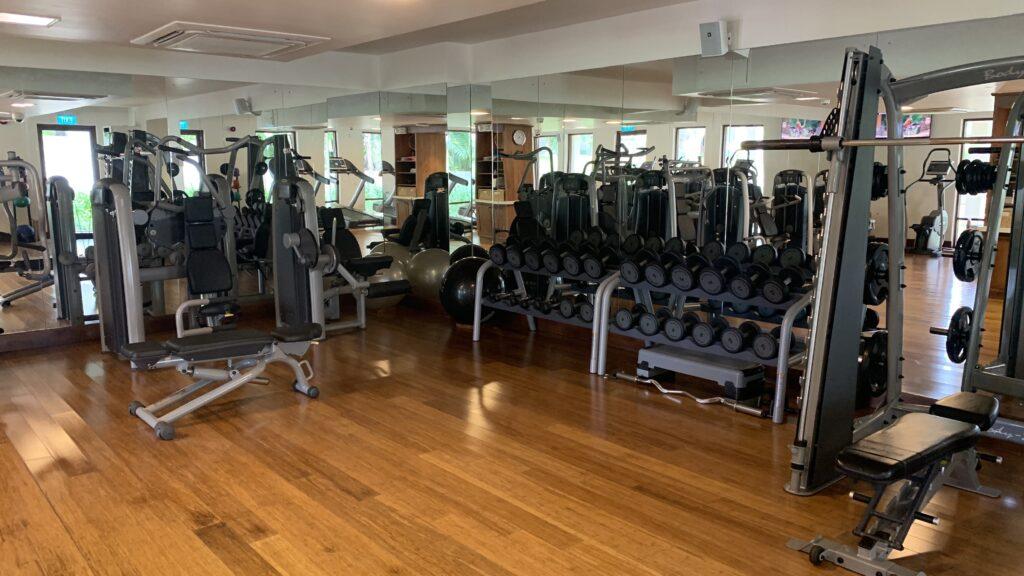 Ananatara Peace Haven Tangalle Resort Gym 3