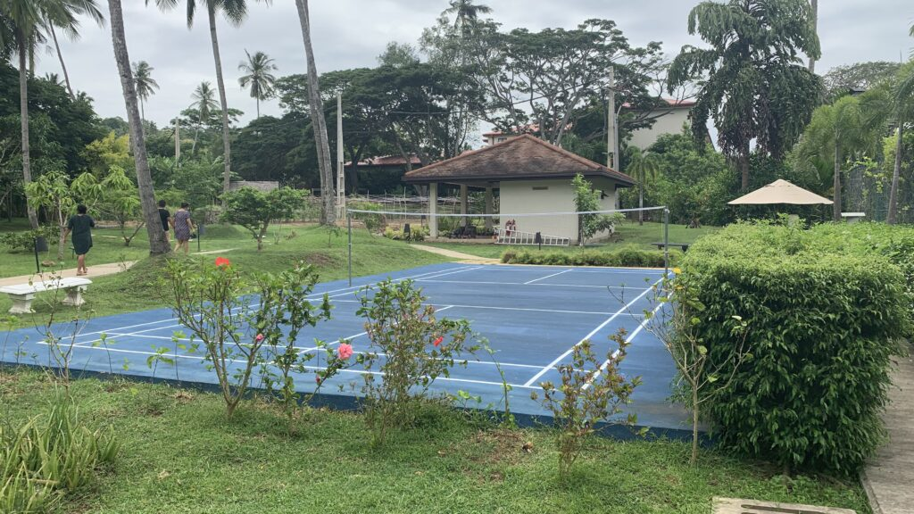 Anantara Peace Haven Tangalle Badminton