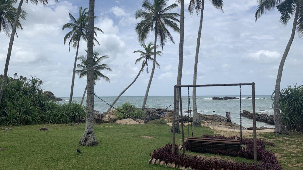 Anantara Peace Haven Tangalle Resort Hängematte Schaukel