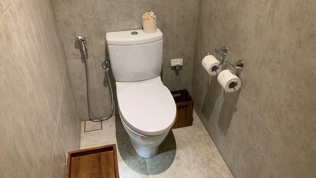 Anantara Peace Haven Tangalle Resort Ocean View Room Toilette