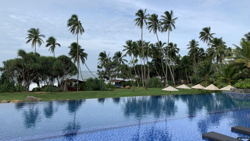 Anantara Peace Haven Tangalle Resort Pool 1