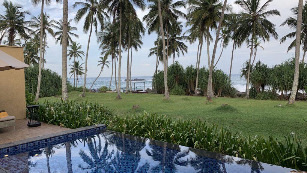 Anantara Peace Haven Tangalle Resort Villa Pool