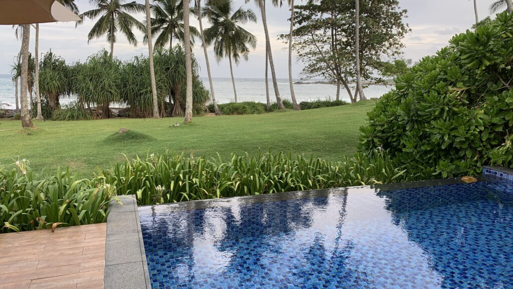 Anantara Peace Haven Tangalle Resort Villa Pool2