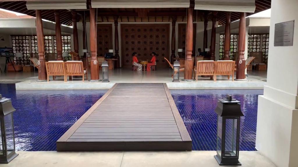 Anantara Peace Haven Tangalle Resort Willkommenszeremonie