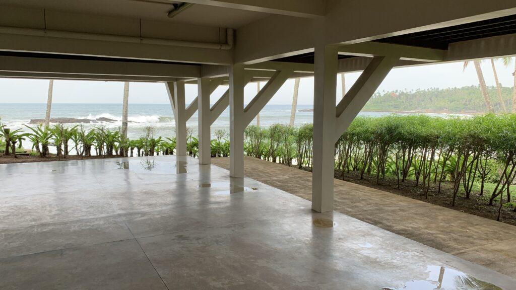 Anantara Peace Haven Tangalle Yoga Platz