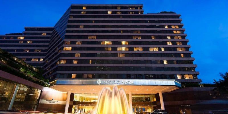 Intercontinental Hong Kong Exterieur