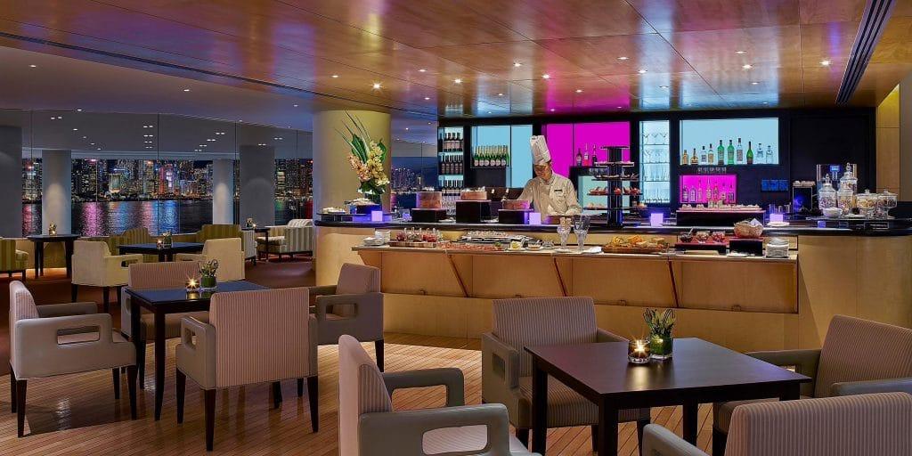 Intercontinental Hong Kong Restaurant