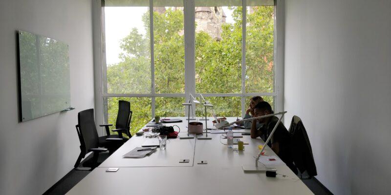 Reisetopia Büro Berlin