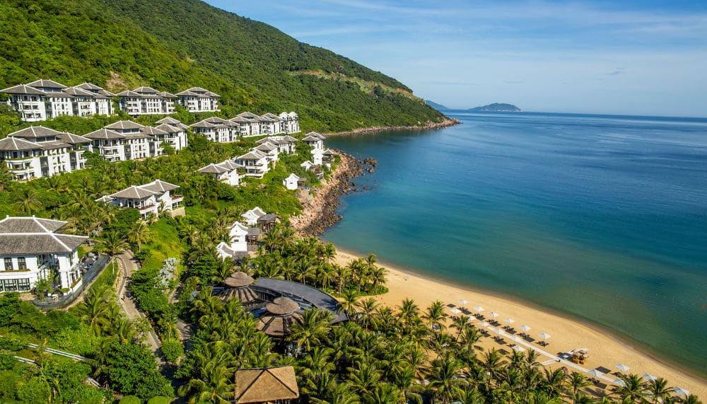 InterContinental Danang Sun Peninsula Resort Panaroma
