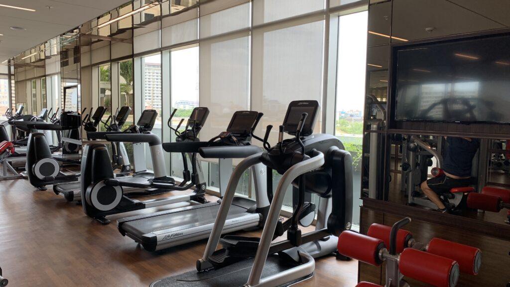 Shangri La Colombo Gym 1