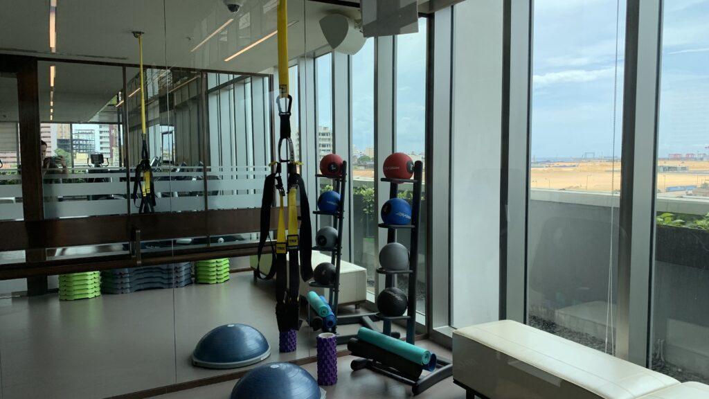 Shangri La Colombo Gym 2