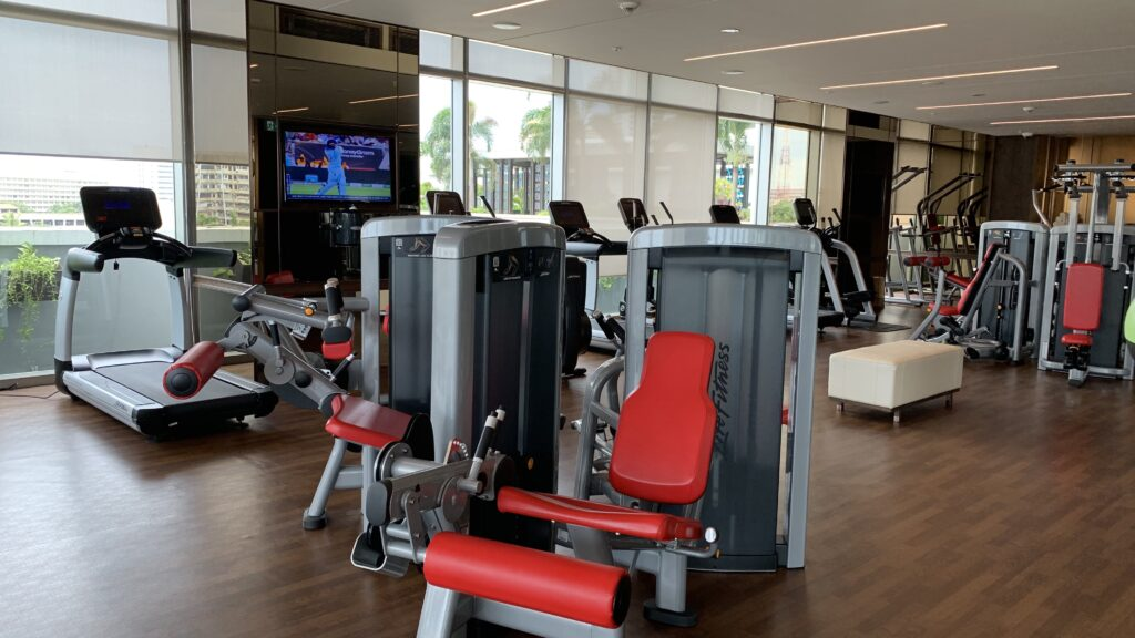 Shangri La Colombo Gym 4