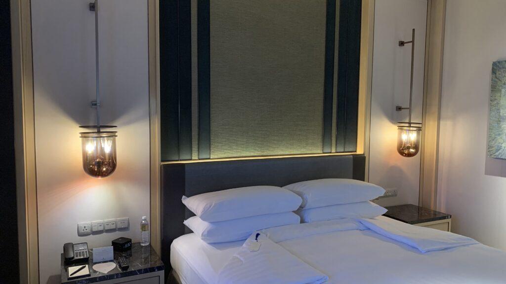 Shangri La Colombo Zimmer 2