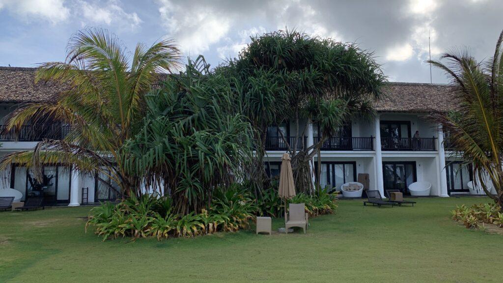 The Fortress Sri Lanka Apartment Garten Und Gebäude